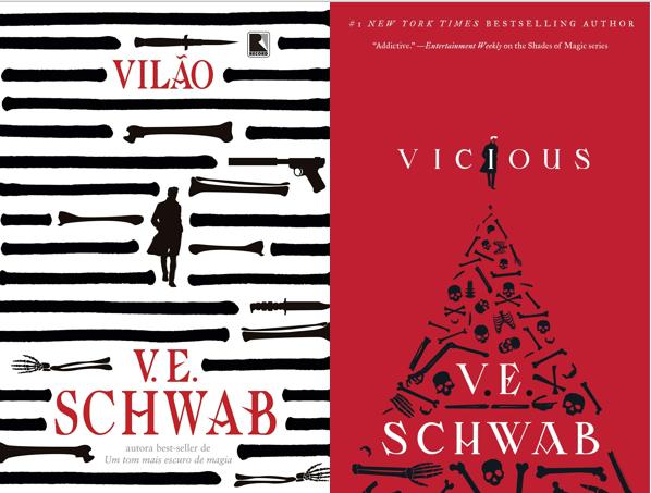 Vilão - V.E. Schwab (Vicious)
