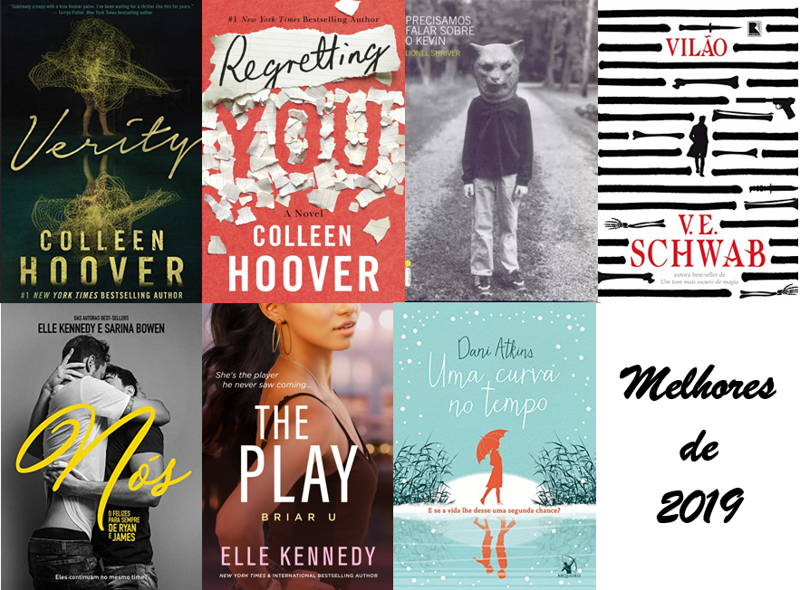 Top 5 melhores lidos de 2019 – Top 5 best reads of 2019