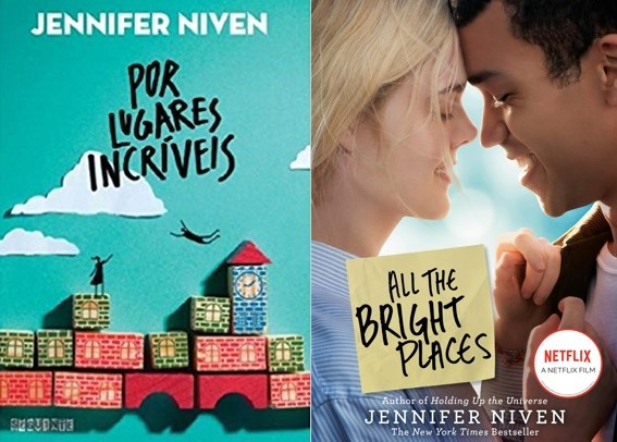 Por lugares incríveis - Jennifer Niven (All The Bright Places)