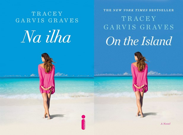 Na ilha - Tracey Garvis Graves (On The Island)
