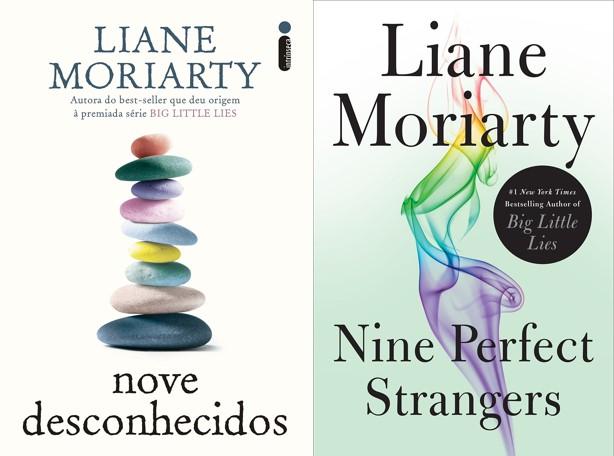 Nove Desconhecidos - Liane Moriarty (Nine Perfect Strangers)