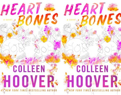 Heart Bones - Colleen Hoover