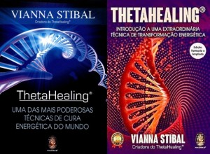 thetahealing book cover