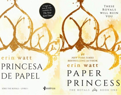 Princesa de Papel - Erin Watt (Papel Princess)