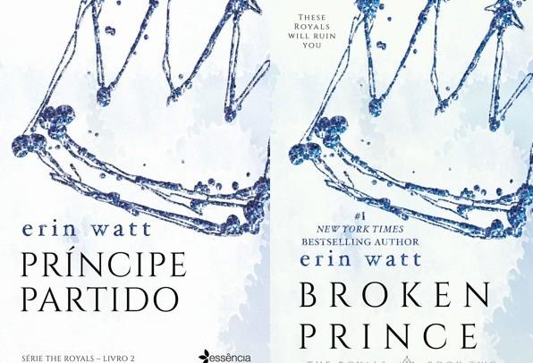 Príncipe Partido - Erin Watt (Broken Prince)