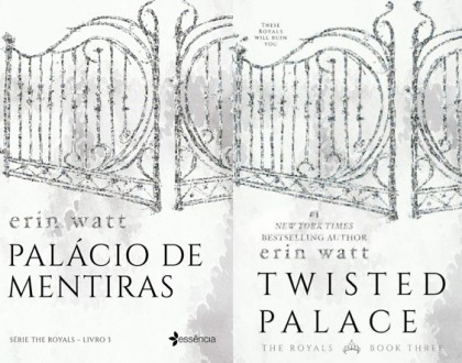Palácio de Mentiras - Erin Watt (#3 The Royals)