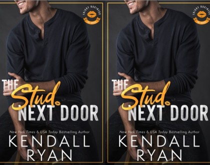 The Stud Next Door - Kendall Ryan #3 Frisky Business