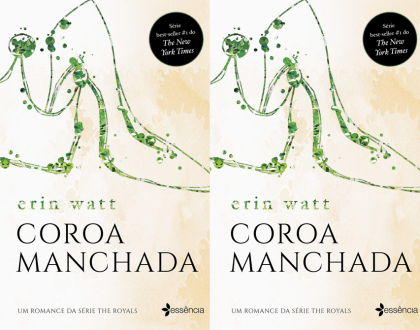 Coroa Manchada - Erin Watt (#3.5 The Royals)