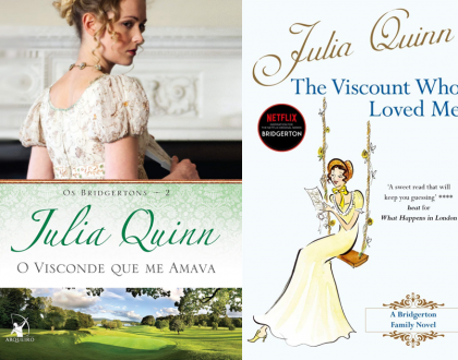 O visconde que me amava - Julia Quinn (The Viscount Who Loved Me) #2 Os Bridgertons