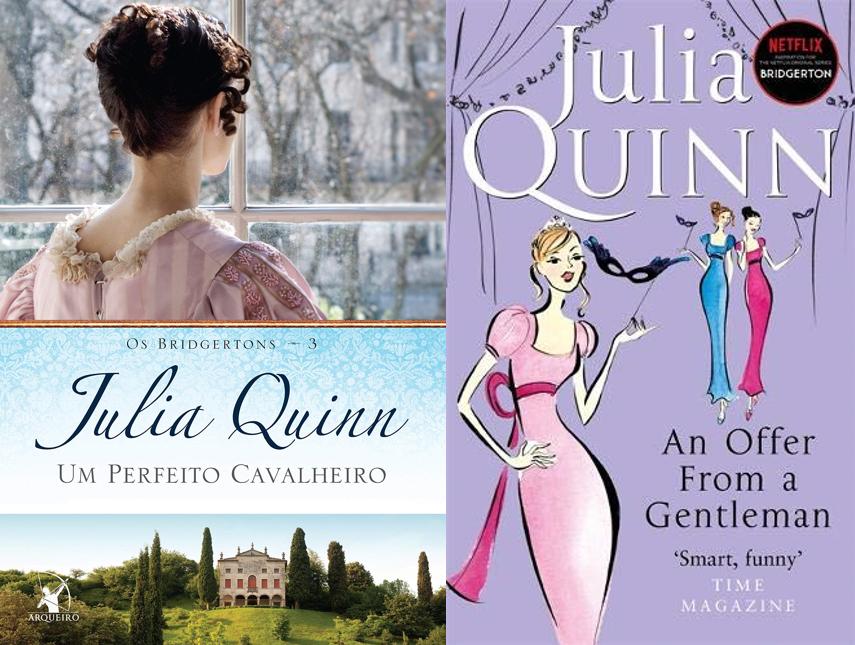 Um perfeito Cavalheiro - Julia Quinn (An Offer From A Gentleman)