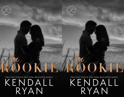 The Rookie - Kendall Ryan  #3 Looking to Score
